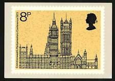 Great Britain 1973  Scott #705  PHQ Card