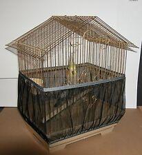 Sheer Guard Bird Cage Skirt - Size Super Large