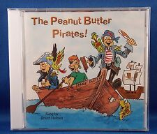 BRENT HOLMES Fun Tunes for Kids THE PEANUT BUTTER PIRATES CD NEW Educational