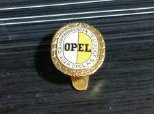 Opel Knopf emailliert für hervorragenden Teiledienst nummeriert Maße 20x23mm