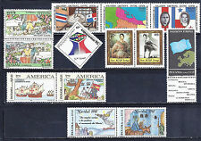 PANAMA STAMPS - YEAR 1992 - MNH - MINT STAMPS