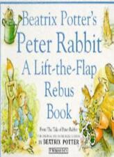 Beatrix Potter's Peter Rabbit Rebus Book (Beatrix Potter Read & Play),Beatrix P