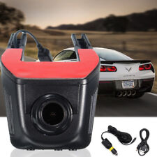 """Cámara oculta 4"""" 1080P 170 ° coche DVR Video Cámara en Tablero Sensor G Delantero Trasero Grabadora"""