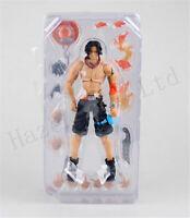 Anime One Piece Portgas·D· Ace' PVC Action Figure Model Toy 18cm