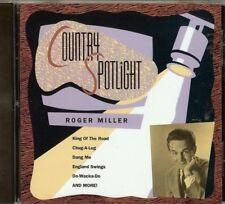 ROGER MILLER - COUNTRY SPOTLIGHT - CD - NEW