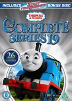 Thomas & Friends: The Complete Series 19 DVD (2018) Ian McCue cert U 2 discs