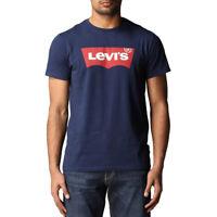 Levi's T-Shirt The Graphic Tee Cotone Uomo Blu Girocollo NUOVA COLLEZIONE S/S 20