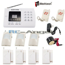 Wireless PIR Home Security Safety Alarm Burglar System Auto Dial Dialing K30 99