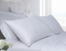 Linge de lit et ensembles blanche en satin de coton