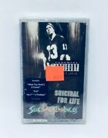 Suicidal For Life by Suicidal Tendencies 1994 Epic New Sealed Cassette Tape