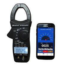 DC Stromzange Zangen Multimeter Gleichstrom Wechselstrom HP-870C Bluetooth APP