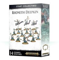 WARHAMMER AGE OF SIGMAR - START COLLECTING! IDONETH DEEPKIN
