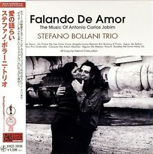 Stefano Bollani Trio - Falando De Amor ( CD - Album - Japan Edition )