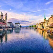 4 Tage Zürich - Schweiz Kurzurlaub im 4* LUXUS Hotel Meierhof  + Frühstück - 2P