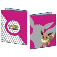 2019 EEVEE POKEMON ULTRA PRO A4 ALBUM FOLDER PORTFOLIO 9 POCKET HOLDS 180 CARDS