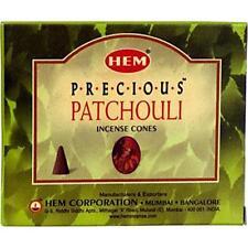 Hem's Precious Patchouli Incense Cones!