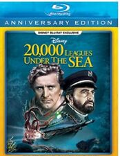 20,000 Leagues Under the Sea Disney Movie Club Exclusive Blu-ray 2019 Brand NEW
