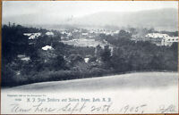 1905 Bath, NY Postcard: New York State Soldiers & Sailors Home, Rotograph