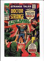Strange Tales #160 September 1967 Jim Steranko art Doctor Strange SHIELD