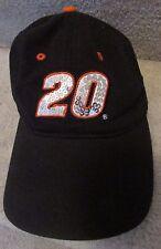 NASCAR Tony Stewart #20 Sparkly Hat By Chase EUC