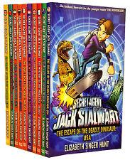 Secret Agent Jack Stalwart 10 Books Collection Set