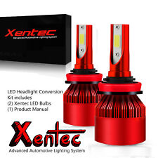 Xentec 120W 12800lm LED Kit Lights White 880 881 886 893 899 894 6K 6000K HID
