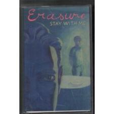 Erasure Very Good (VG) Case Condition Pop Music Cassettes