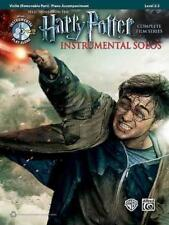 Harry Potter Instrumental Solos for Strings - Violin von Patrick Doyle, John Williams, Alexandre Desplat und Nicholas Hooper (2012, Taschenbuch)