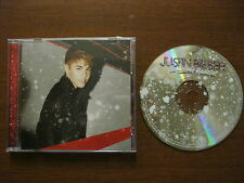 Justin Bieber CD 2011 Under the mistletoe EX Island Records