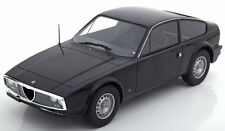 1969 Alfa Romeo GT 1300 Junior Zagato Black by BoS Models LE of 504 1/18 Scale
