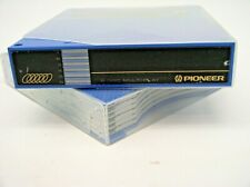 Pioneer 6-Disc Multi-Play Cd Changer Magazine Sleeve Home Car Lot Of 2 Prw-1141