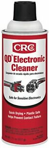 Electronic Contact Cleaner Spray Best Quick Drying Specialist Fix 11 Oz NEW
