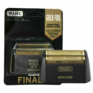 WAHL Professional 5-Star Series Finale Shave Replacement Foil  # 7043-100