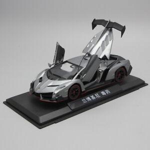 1:24 Lamborghini Poison Car Alloy Toy Car Model Decoration Simulation Model Car