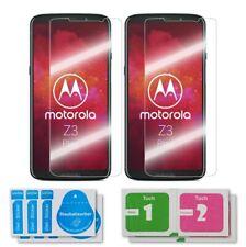 2x Motorola Moto Z3 Play Schutzglas 9H Panzerglasfolie Panzerfolie Schutzfolie