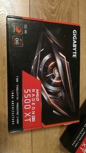 GIGABYTE Radeon RX 5500 XT OC GDDR6 Graphics Card - 8GB