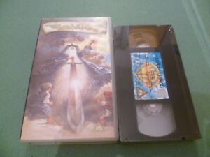 THE LORD OF THE RINGS VHS SEALED