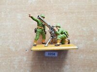 Britains Deetail WW2 American Infantry Rifle Set (lot 3358)