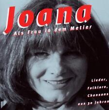 Joana Emetz: Als Frau in dem Metier - CDJ017 - 2CDs