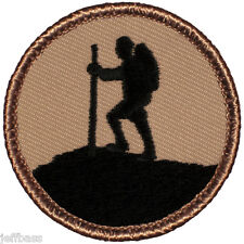 Cool Boy Scout Patches - Mountaineer Patrol! (#461)