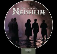 Fields of the Nephilim - Dawnrazo -The Nephilim/Elysium/Earth Inferno/Singles