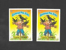 Topps UK Garbage Pail Kids GPK 3rd Series (1986) 2 variety cards of No 131a