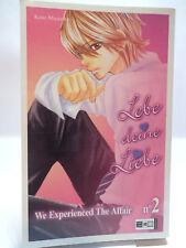 Buch / Comic / Manga - Lebe deine Liebe - Band 2 (Egmont Verlag)