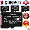 Kingston Micro SD Card 16gb 32gb 64gb 128gb Class10 Brand New TF Memory Card