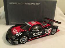 Autoart  Nissan R390  GT1 #23  LeMans  1997      1/18 scale