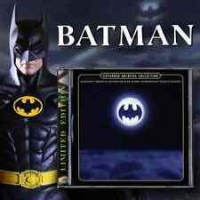 Brand NEW! Batman Expanded Soundtrack Score Danny Elfman La-La Land OOP 2-CD Set