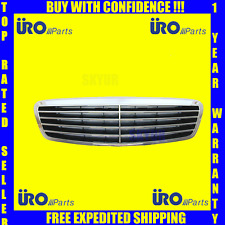 Mercedes W220 Front Hood Grille Assembly S430 S500 S55 S600  URO 2208800383 New