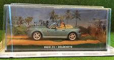 JAMES-BOND-MODELLAUTO-COLLECTION 007 Nr. 9 BMW Z3 - Goldeneye