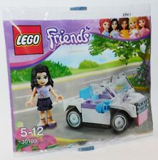 LEGO® Friends Figur Emma mit Cabrio 30103 Promotion Polybag Sondermodell NEU