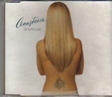 (CF762) Anastacia, I'm Outta Love - 2000 DJ CD